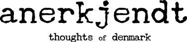 Anerkjendt-logo