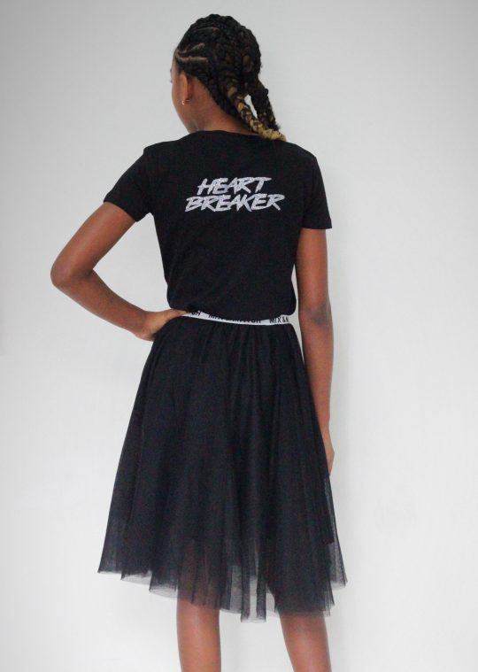 PROUD. 'GIRLS HEART BREAKER' SHIRT