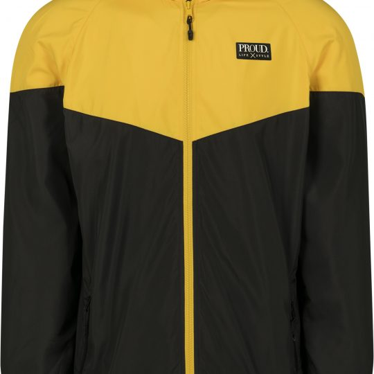 PROUD. Tech Windbreaker