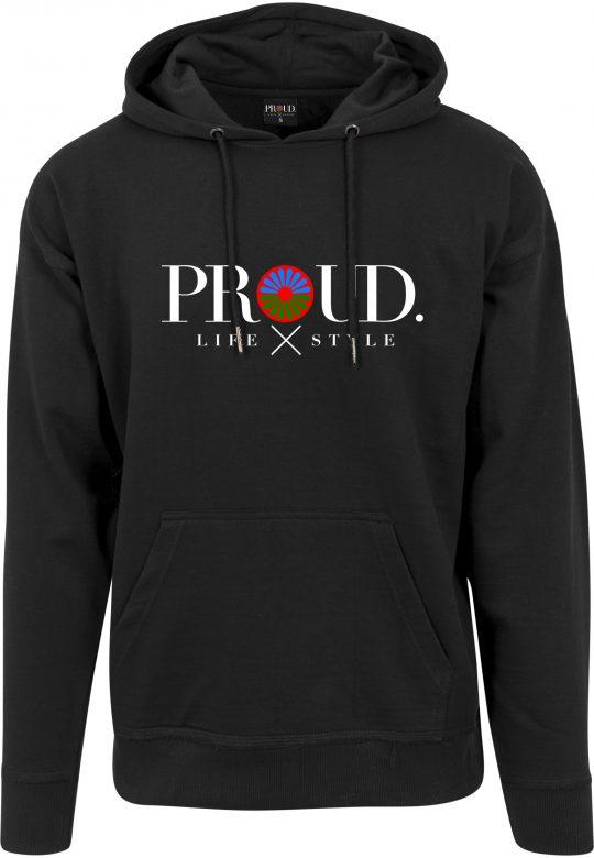 PROUD. X Pikey Lifestyle Hoodie wiel