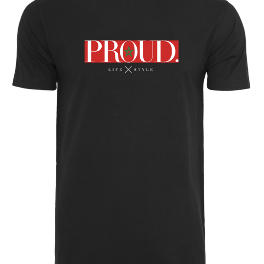 PROUD.ROOTS MAROKKO SHIRT