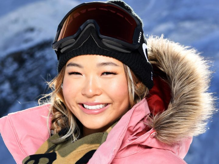 """THE LIFESTYLE OF SNOWBOARDSTER CHLOE KIM"""