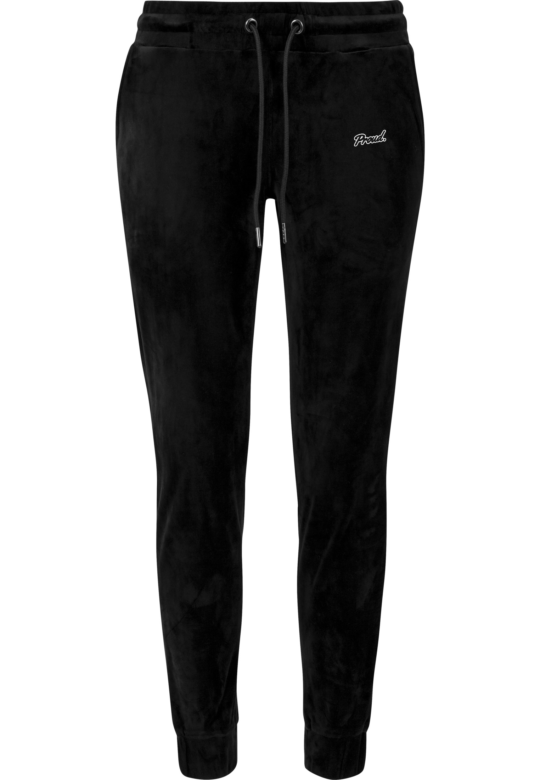 Velvet sweatpants