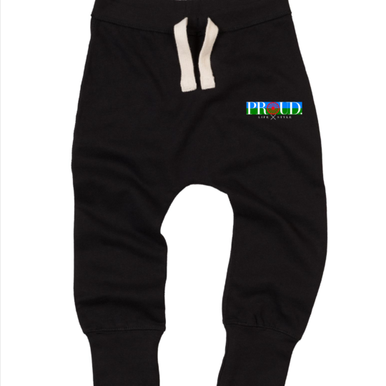 PROUD.ROOTS BABY SWEATPANTS VLAG
